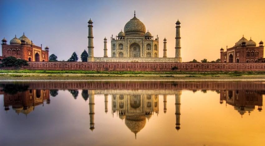 A minha viagem pela Índia