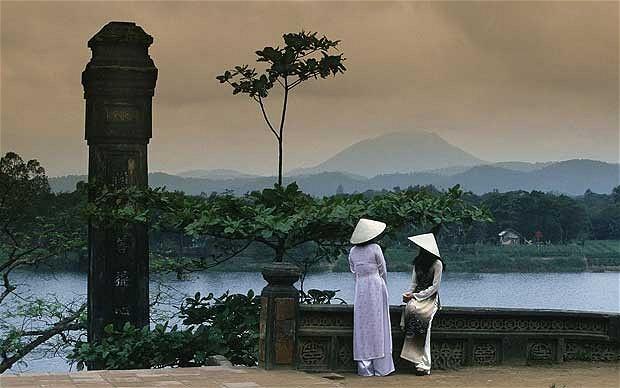 30 Dias na Indochina!