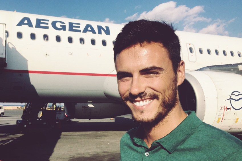 Voar na AEGEAN AIRLINES