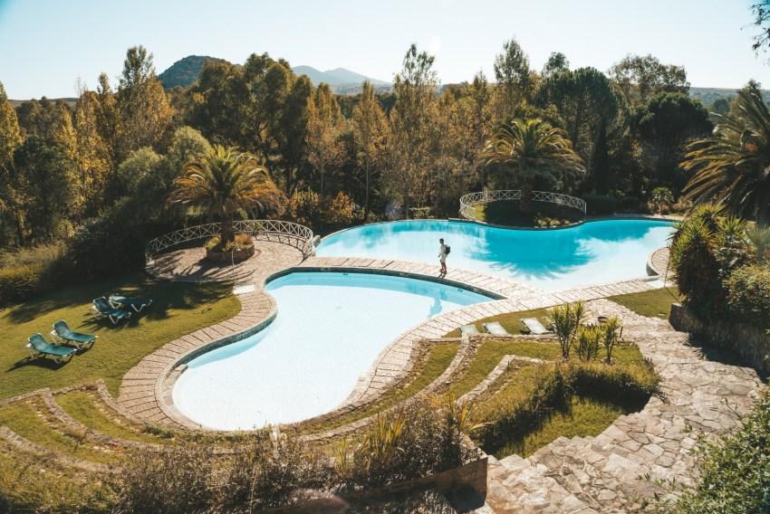 Portugal – Termas de Monfortinho