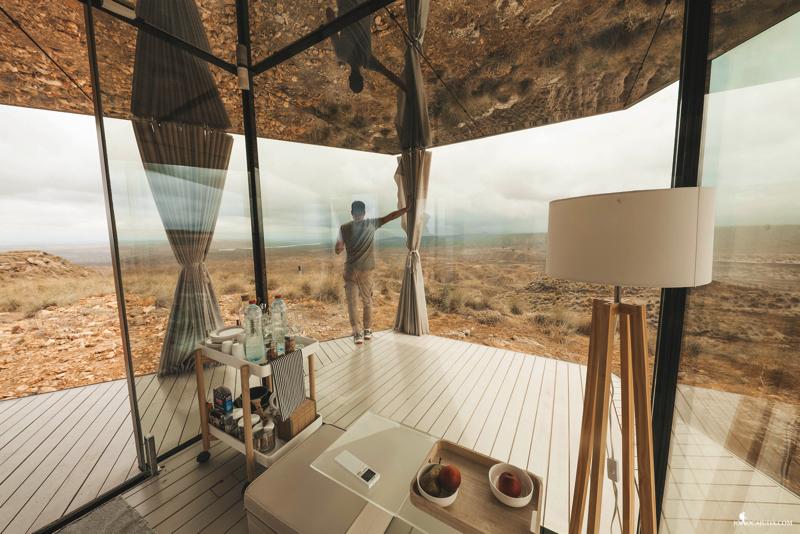 A casa do Deserto