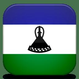 Bandeira Lesoto