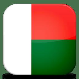 Bandeira Madagascar