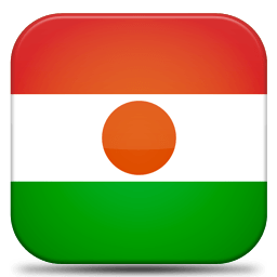 Bandeira Niger