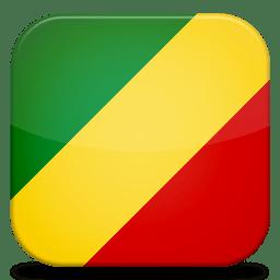 Bandeira Republica do Congo