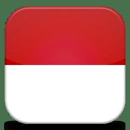 Bandeira do Mónaco