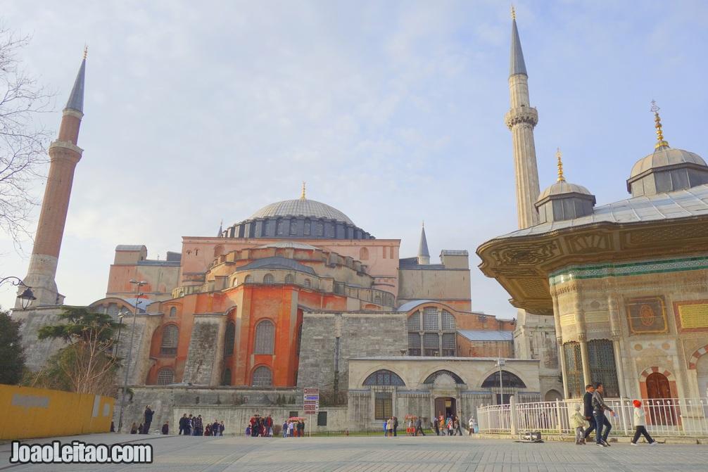 INTERRAIL EM ISTAMBUL