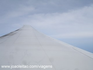 Medo de voar e viajar de aviao