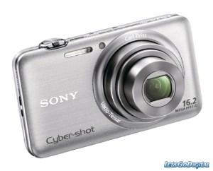 Máquina Sony Cybershot DSC-WX7