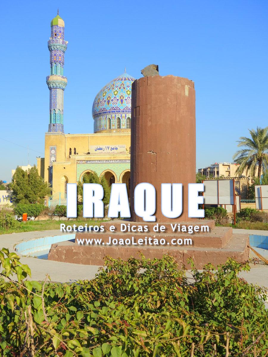 Visitar Iraque  – Roteiros e Dicas de Viagem