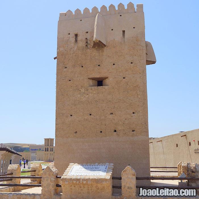 Torre de vigia Al Shandagah