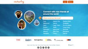 Site Couchsurfing