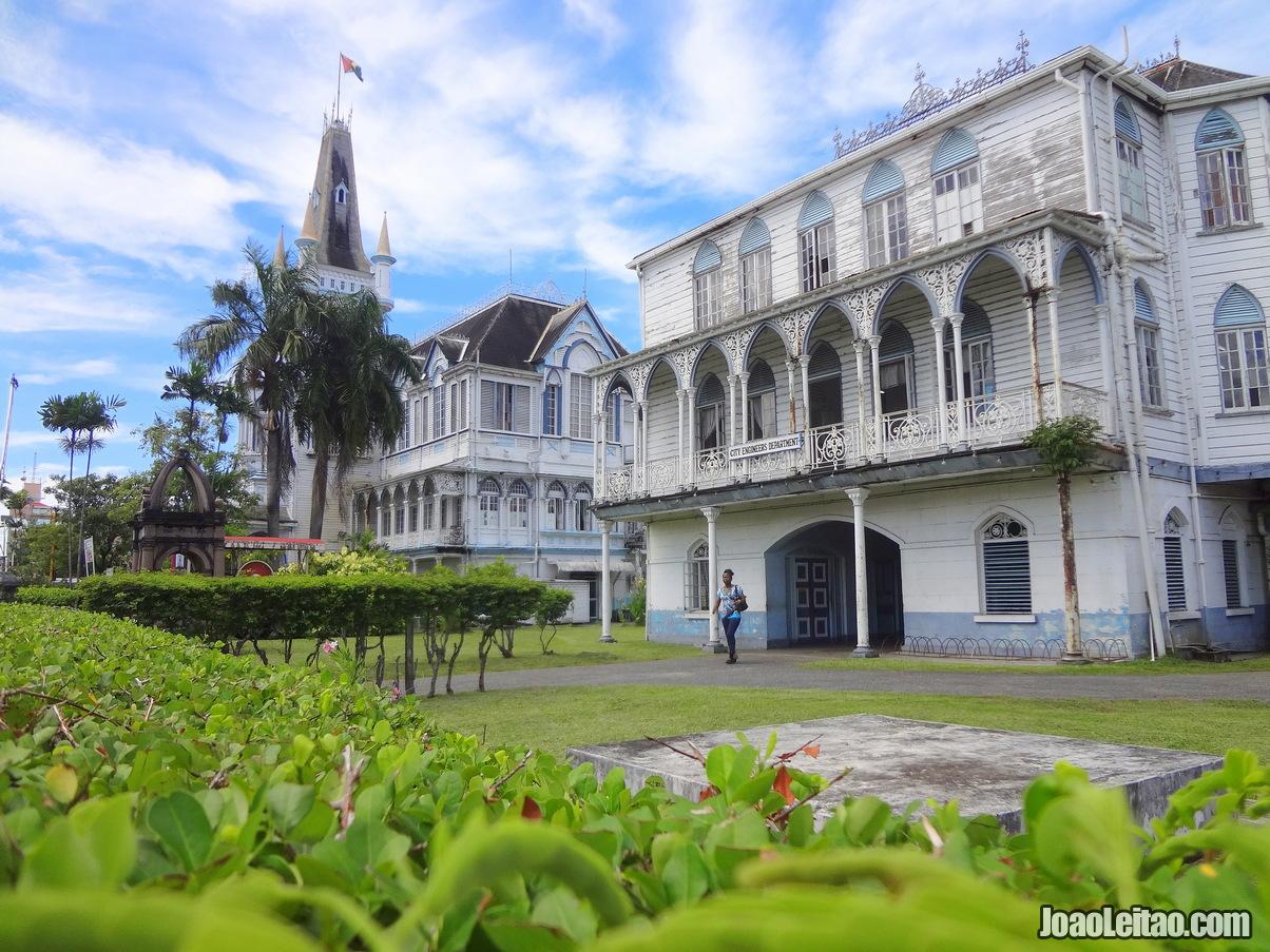 GEORGETOWN, GUIANA