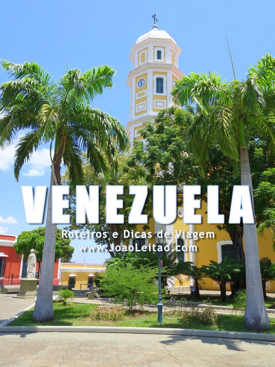 Visitar Venezuela – Roteiros e Dicas de Viagem