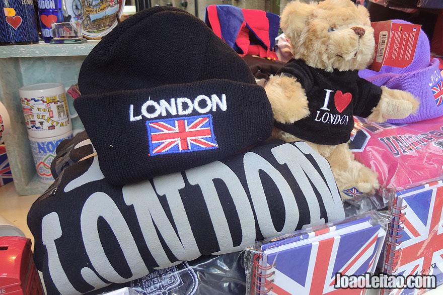 Guia de Viagem de Londres