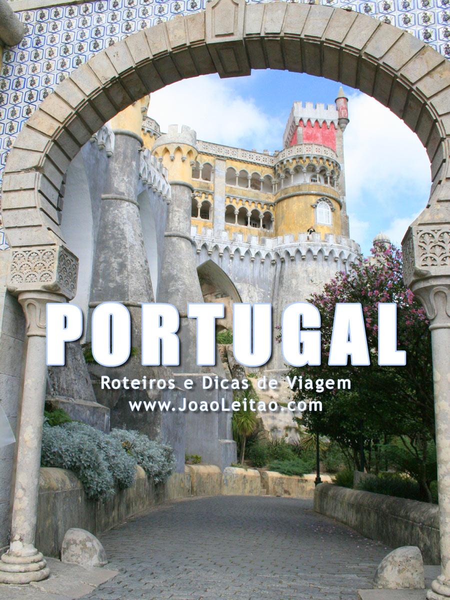 Descobrir Portugal - 100 Lugares Especiais para Visitar