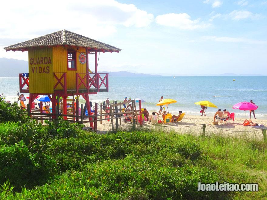 Praia do Jurerê