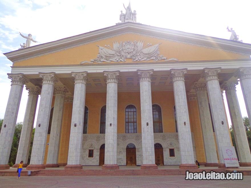 Teatro Nacional da Ópera e Ballet de Bishkek