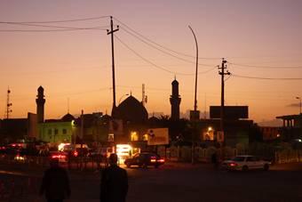 Bacora Iraque