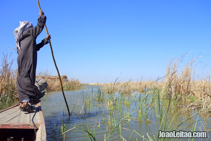 Pântanos da Mesopotâmia