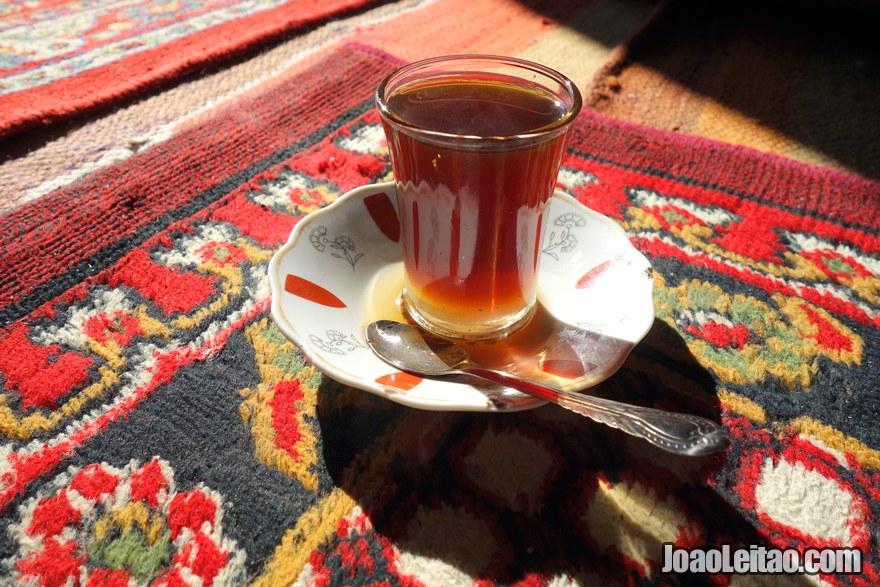 Chá iraquiano