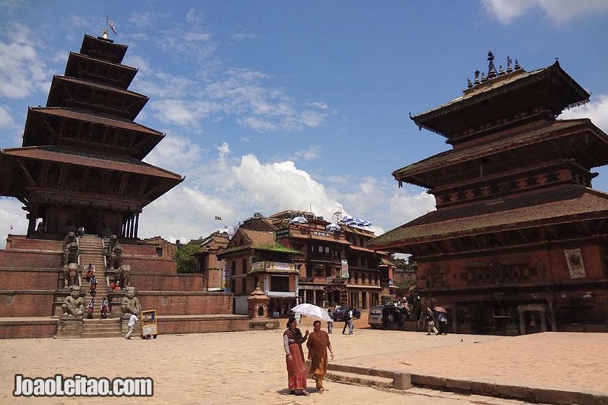 Visit Bhaktapur, Nepal
