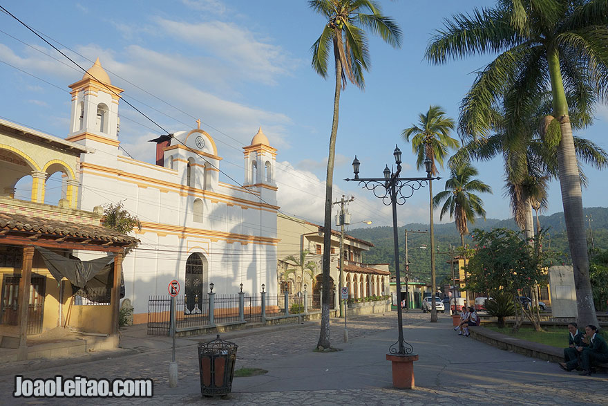 Visit Copan Honduras
