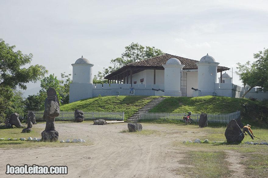Visit Gracias Honduras