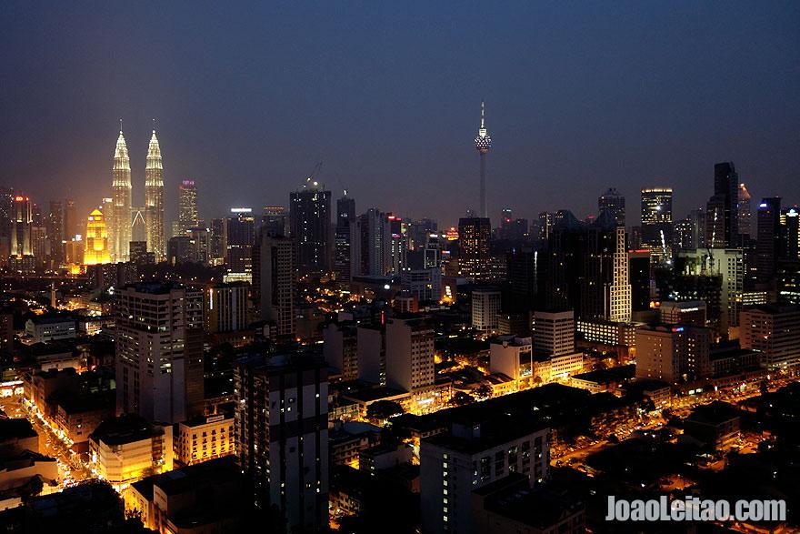 Visit Kuala Lumpur, Malaysia