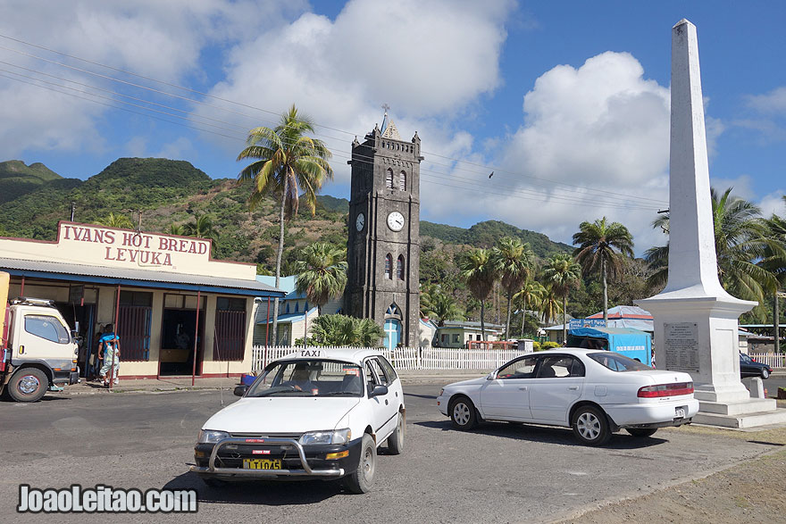Visit Levuka Fiji