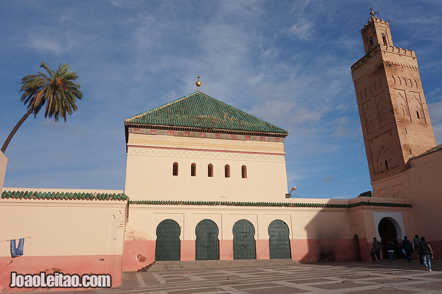 Visit Marrakesh, Kingdom of Morocco