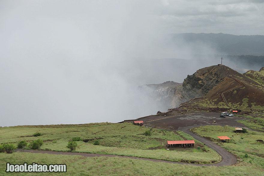 Visit Masaya Volcano Nicaragua