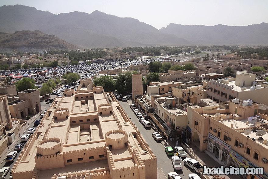 Visit Nizwa Oman