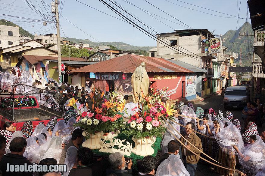 Visit San Pedro Laguna Guatemala