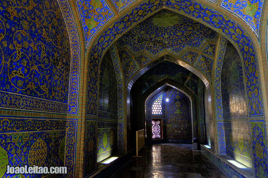 Sheikh Lotfollah Mosque in Isfahan - Monuments and Sightseeing in Iran