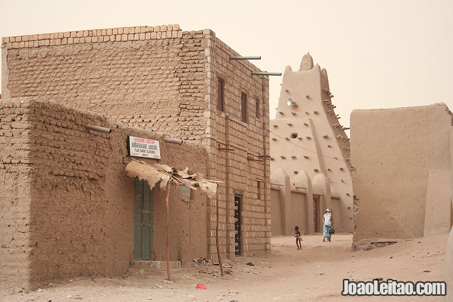 Visitar Timbuktu Republica do Mali