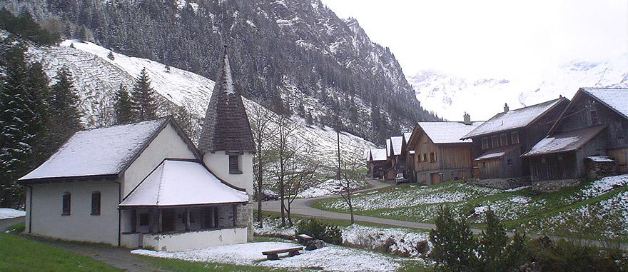 Visit Steg, Principality of Liechtenstein