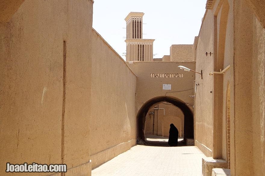 Visit Yazd, Iran