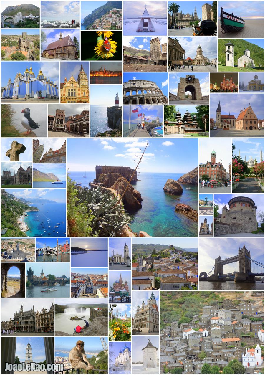 Europe Best Destinations, visit Europe