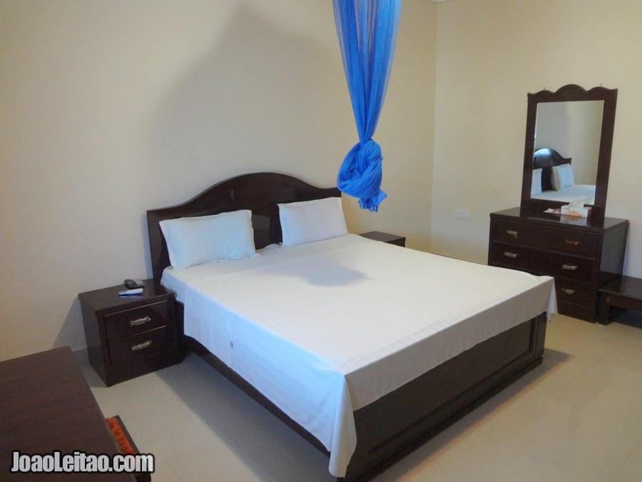 Hotel Maan-soor in Berbera Somaliland