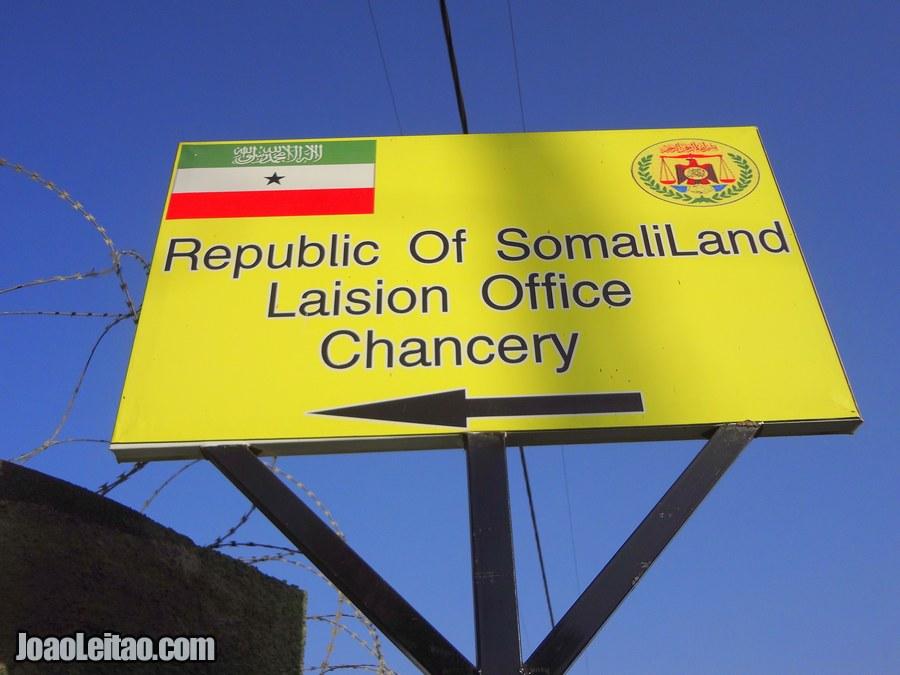 Somaliland Embassy in Addis Ababa Ethiopia