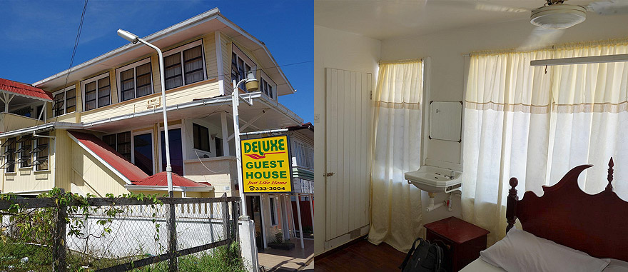 Deluxe Guest House in New Amsterdam Guyana