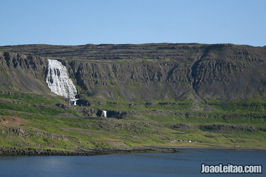 Visit Dynjandi Waterfall Westfjords Region Iceland