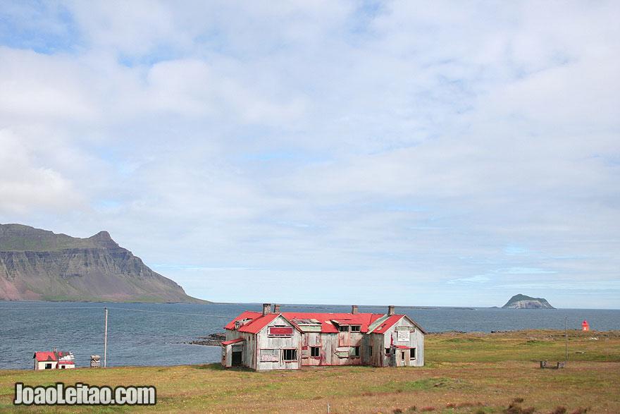 Visit Former French hospital Hafnarnes Faskrudsfjoerdur Eastern Region Iceland