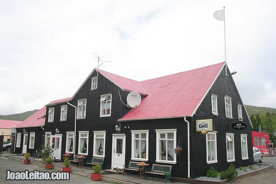 Taergesen Timber Guest House Reydarfjordur Eastern Region Iceland