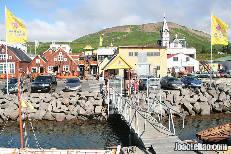 Visit Husavik Town Northeastern Region Iceland