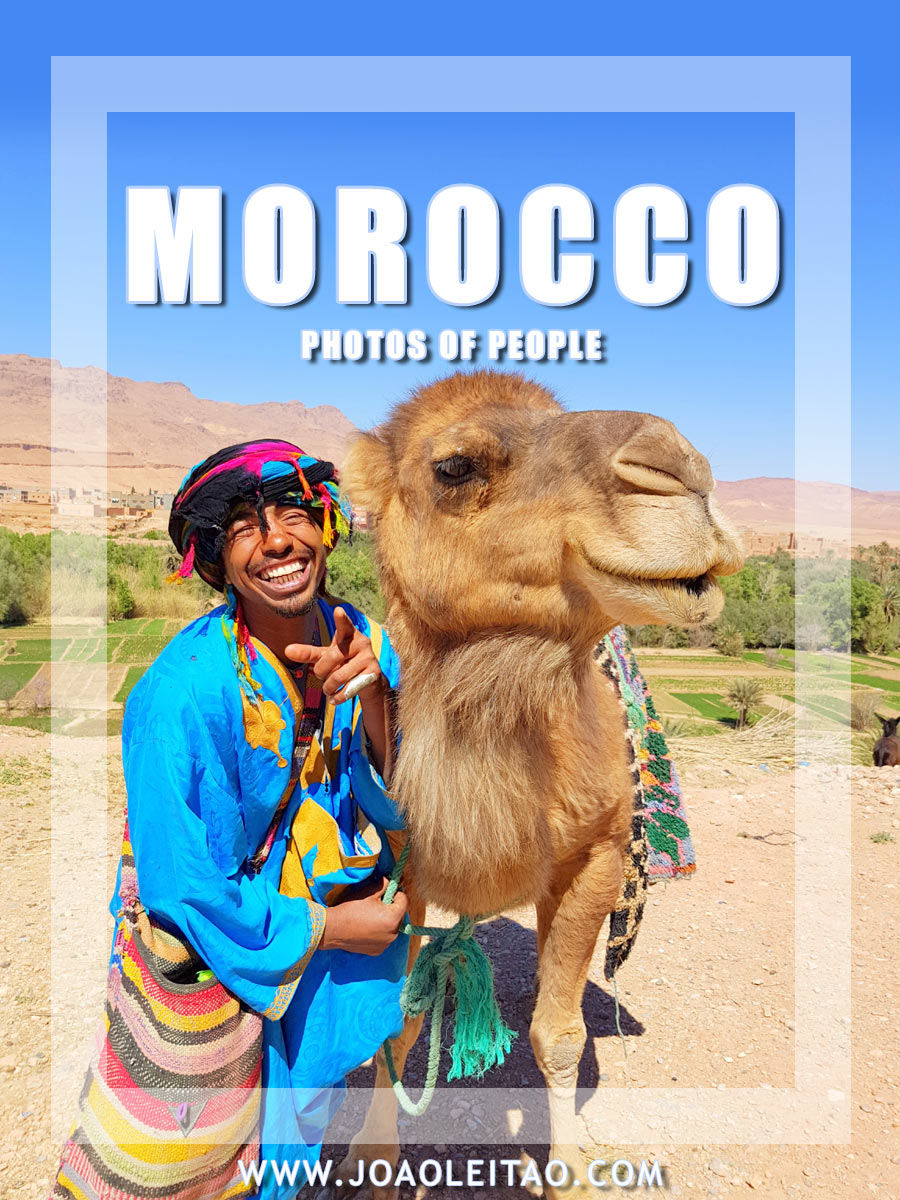 People of Morocco - Photos of Moroccan People