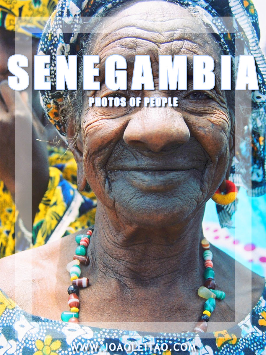 People of Gambia and Senegal - Photos of Senegambia People