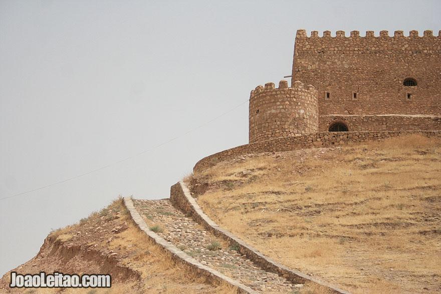 Khanzad Castle