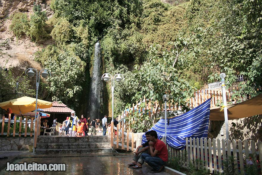 Sipa Waterfalls - Visit Aqrah
